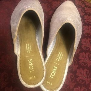 Toms Shoes - Purple Shimmer TOMS
